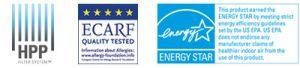 Очищувач повітря Stadler Form Viktor позначки HPP ECARF Energy