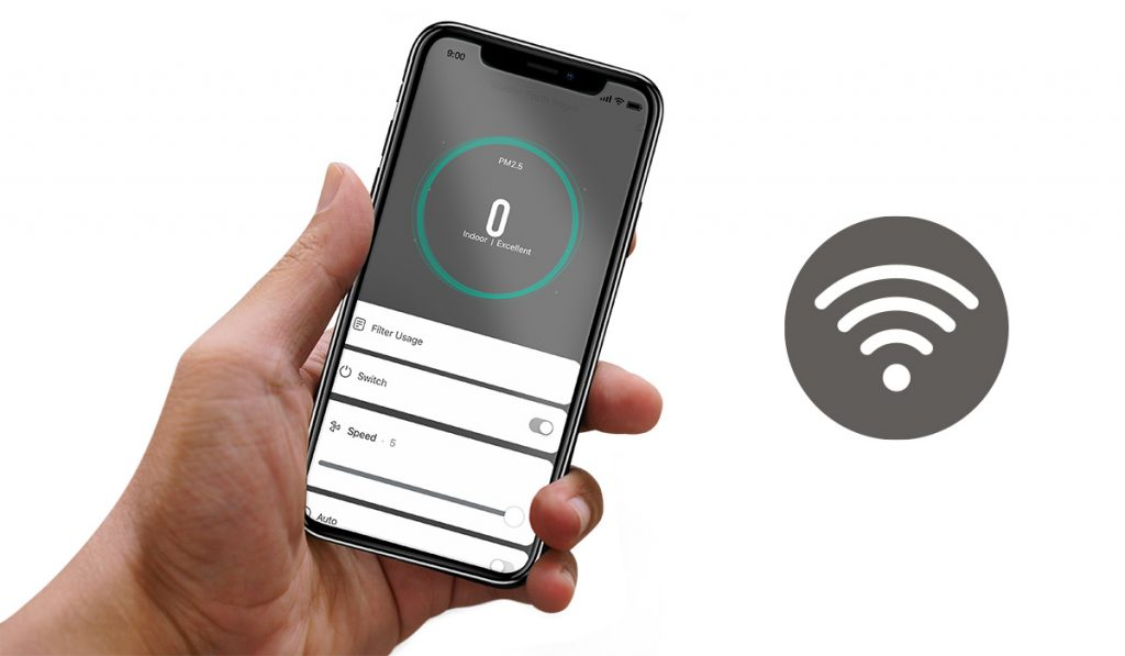 WiFi управление