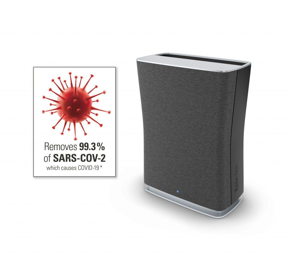 Очиститель воздуха Stadler Form Roger Black New SARS-CoV-2_Icon
