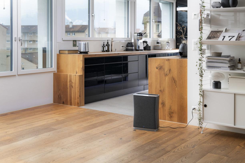 Очиститель воздуха Stadler Form Roger Black New лайфстайл кухняОчиститель воздуха Stadler Form Roger Black New лайфстайл кухня